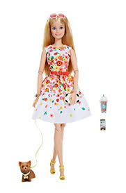 amazon barbie collector barbie doll park pretty toys