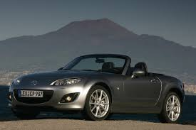 mazda mx 5 facelift