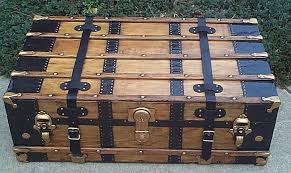 Vintage Trunk Coffee Table Antique Trunk Coffee Table U2013 Furniture Favourites