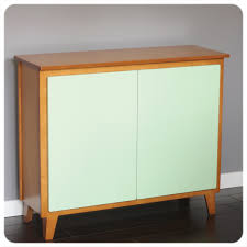 mid century storage cabinet riveting midcentury bar cabinet or storage cabinet by rocketmission