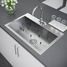 drop in kitchen sink with drainboard drop in kitchen sinks for less overstock com