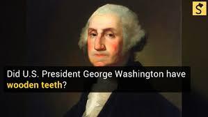 Bad Teeth Meme - fact check did george washington have wooden teeth