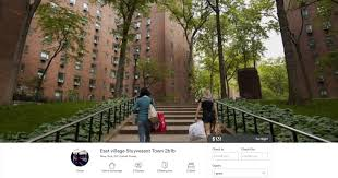 the stuyvesant town report from airbnb with love