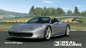car ferrari 458 ferrari 458 spider real racing 3 wiki fandom powered by wikia