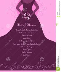 Bridal Shower Invitation Cards Bridal Shower Wedding Invitation Royalty Free Stock Photography