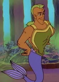 thor mermaid disney wiki fandom powered wikia