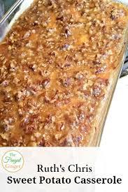sweet potato yam casserole with marshmallows recipe easy