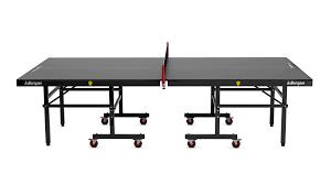 black ping pong table top killerspin myt10 black pocket ping pong table
