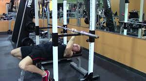 How To Strengthen Bench Press Bench Rack Lockout Exercises To Increase Bench Press Hasfit