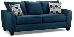 heritage sofa navy leon u0027s
