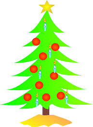 cartoon christmas trees free download clip art free clip art