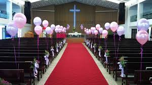 church decorations for wedding zandria s fu yuan church wedding