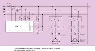 nc12 power factor controller how to change target wiring diagram