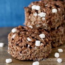 rice krispies treats recipes bites from other blogs love from