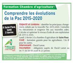 formation chambre d agriculture la politique agricole commune conseil départemental du cantal