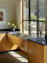 kitchen window sill ideas küche small kitchen ideas and solutions for low window sills