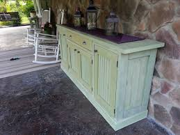 Cheap White Sideboard Furniture Classic Style Interior Storage Design With Rustic