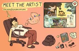 Artist Meme - meet the artist meettheartist the popular social media meme as