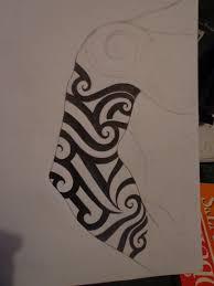tribal polynesian tattoo design by fuckupyourmouth on deviantart