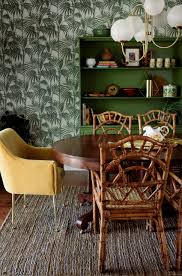 Bohemian Dining Room by Vintage Treasures Spice Up A Bohemian Bungalow U2013 Design Sponge