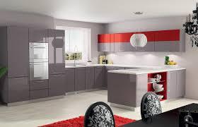 id de peinture pour cuisine cuisine gris clair et blanc awesome grise blanche newsindo co