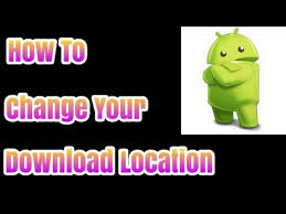 android community how to change your location in android android tutorial