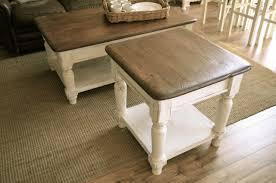 Farmhouse Coffee Table Set Coffee Table Design