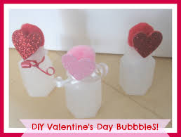 cheap diy kids valentine gift idea 15 cent bubbles valentine u0027s