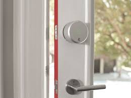the august lock is like a bouncer for smart homes wired