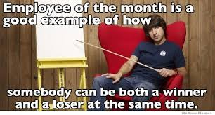 That Time Of The Month Meme - demetri martin on employee of the month weknowmemes