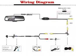 car tft lcd monitor wiring diagram car wiring diagrams collection