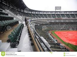 Chicago White Sox Map by U S Cellular Field Chicago White Sox Editorial Photo Image
