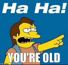 Meme Nelson - nelson laugh old meme generator imgflip