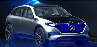 tesla concept mercedes just unveiled its electric concept suv to take on tesla