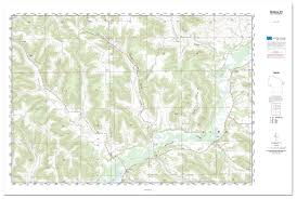 topo maps wisconsin custom printed topo maps custom printed aerial photos