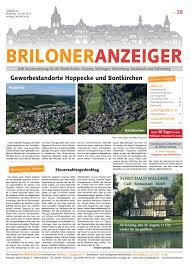 Mvz Bad Fredeburg Briloner Anzeiger Ausgabe Vom 26 07 2017 Nr 28 By Brilon
