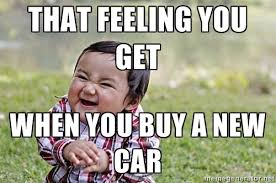 You Get A Car Meme - finance blog the young analytical mind