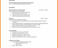 simple student resume format sle resume format for high school students study inside basic