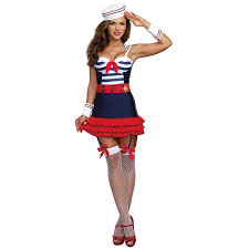 Halloween Costumes Girls Age 10 12 Sailors Delight Costume Adults Costumes Sailor