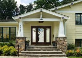 split level house with front porch bethesda split level facelift traditional exterior dc