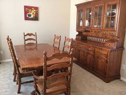 pine dining room table hello i have my grandparents link taylor colonial pine dining room