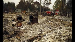California Wildfires Yahoo by The Latest California Fires Take 13 Lives More Buildings Wftv