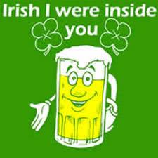 Funny Irish T Shirts For St Patrick U0027s Day It U0027s Almost St Patty U0027s
