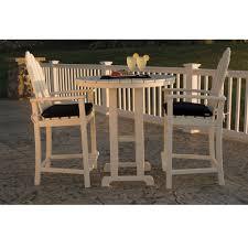 polywood classic adirondack bar chair add202
