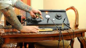 vintage antique dual voltage tattoo power supply part 2 youtube