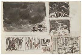 rare sketches and photos of the making of satyajit ray u0027s u0027pather