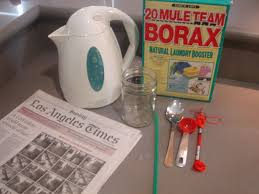 how to make borax decorations to impress and amaze the