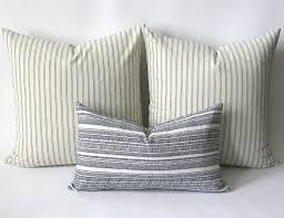 Navy Blue Lumbar Pillow 11 Sizes Lumbar Pillows Navy Blue
