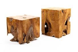 unique wood furniture interior design ideas