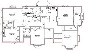 floor plans for new homes projects idea of 6 floor plans new homes the view in woodcliff
